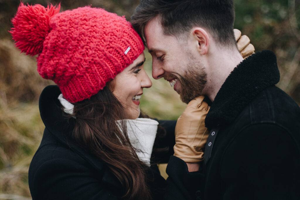 Engagement session West Cork Photographer